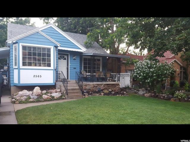 2565 S Polk Ave E, Ogden, UT 84401 (#1500935) :: Bustos Real Estate   Keller Williams Utah Realtors