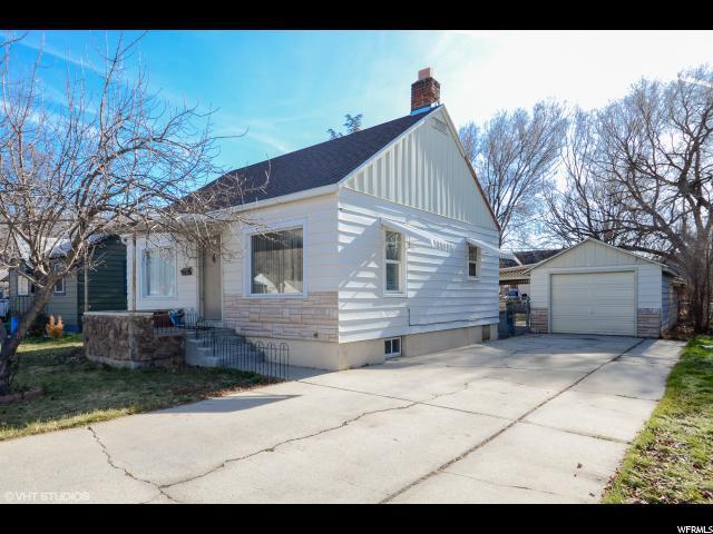 571 S 16TH St E, Ogden, UT 84404 (#1500938) :: Bustos Real Estate   Keller Williams Utah Realtors