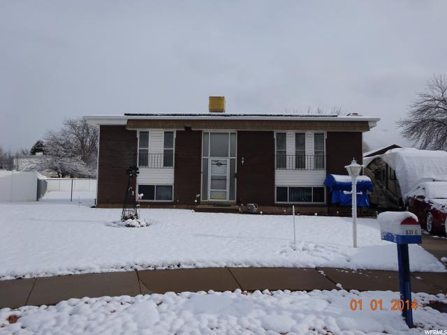 831 E 700 N, Layton, UT 84041 (#1500950) :: Home Rebates Realty