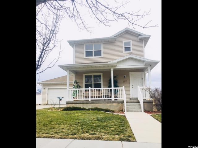 257 W 1380 N, Tooele, UT 84074 (#1500955) :: Eccles Group