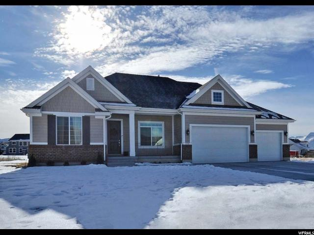 1590 E Preakness Ln, Heber City, UT 84032 (#1500960) :: Eccles Group
