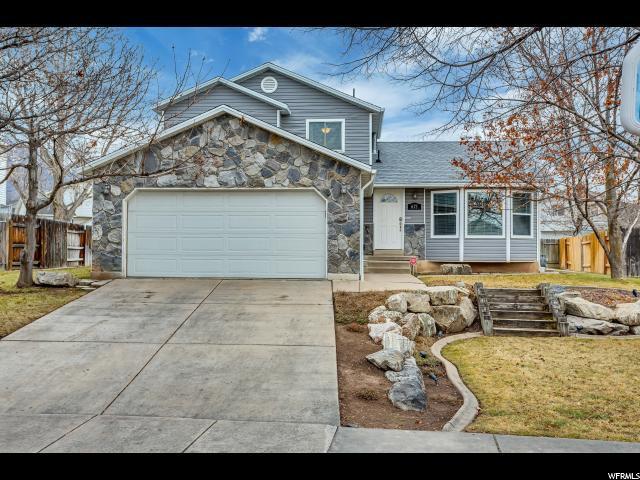 673 Pheasant View Dr., Layton, UT 84041 (#1500993) :: Home Rebates Realty