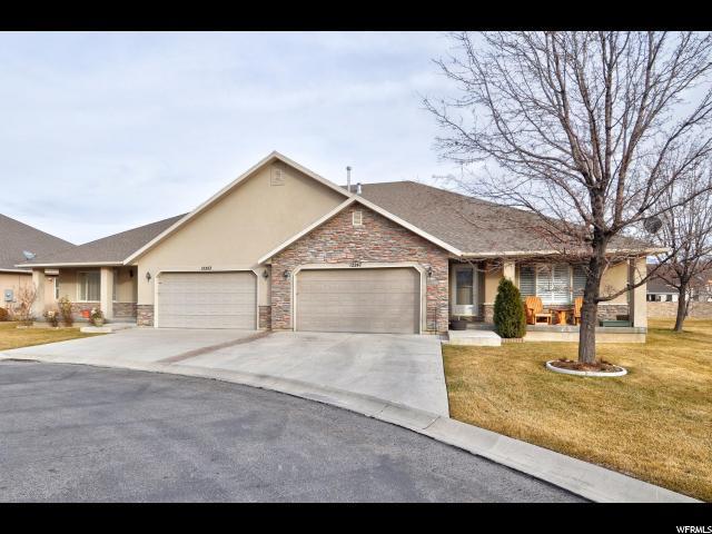 12247 S Madison Ridge Ln W #20, Riverton, UT 84065 (#1500995) :: Home Rebates Realty