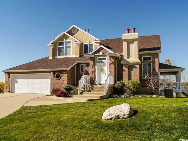 1001 E 1500 N, Layton, UT 84040 (#1501117) :: Home Rebates Realty