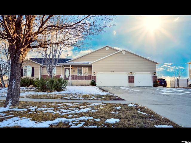2617 W 2100 N, Clinton, UT 84015 (#1501120) :: Home Rebates Realty