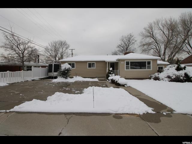 1444 S 75 E, Bountiful, UT 84010 (#1501134) :: Home Rebates Realty