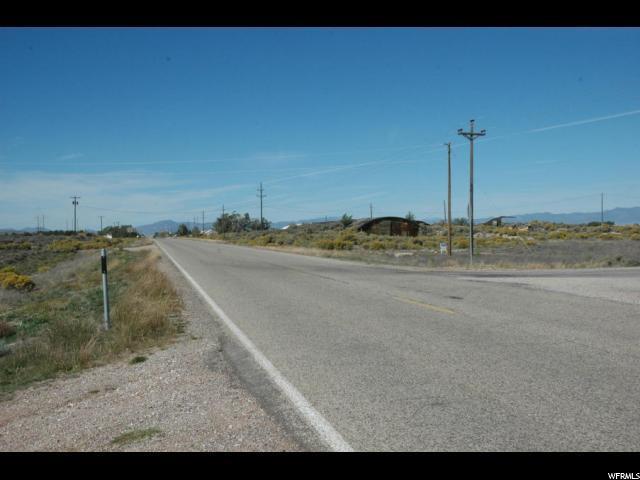 600 E Hwy 56, Beryl, UT 84714 (#1501141) :: Big Key Real Estate