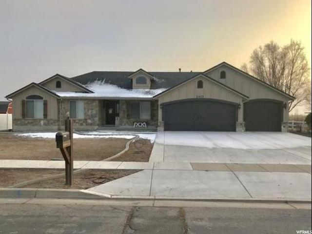 2477 W 2700 S, Syracuse, UT 84075 (#1501147) :: Home Rebates Realty
