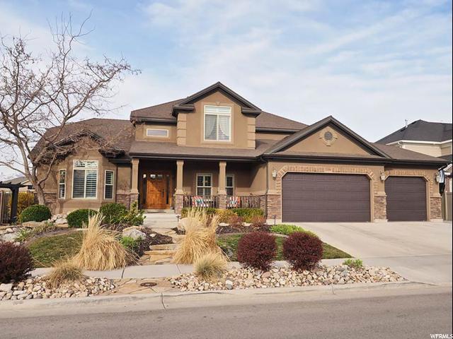 13496 S Wild Brook Dr, Riverton, UT 84065 (#1501184) :: Home Rebates Realty