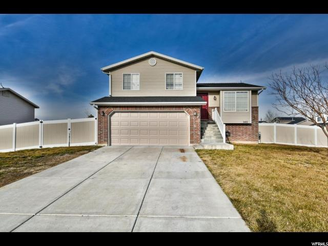 2482 W 1600 N, Clinton, UT 84015 (#1501196) :: Home Rebates Realty