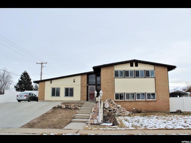 4810 S 2350 W, Roy, UT 84067 (#1501214) :: Home Rebates Realty
