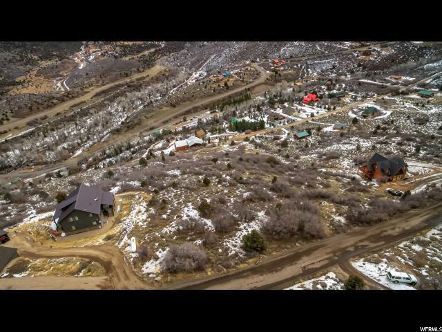 1640 Ridge Line Dr, Heber City, UT 84032 (MLS #1501913) :: High Country Properties