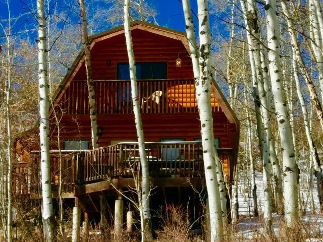 74 N Buck Run #74, Oakley, UT 84055 (MLS #1501970) :: High Country Properties