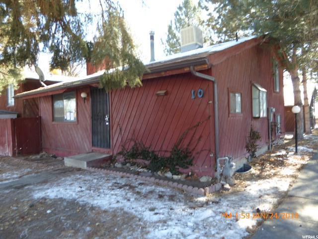 1450 E Sagewood Rd #10, Price, UT 84501 (#1502365) :: Bustos Real Estate | Keller Williams Utah Realtors