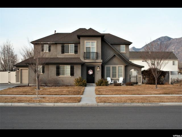 946 W 375 N, Springville, UT 84663 (#1502684) :: Exit Realty Success