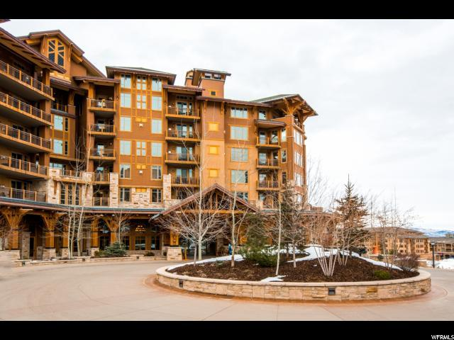 3551 Escala Ct #313, Park City, UT 84098 (#1503126) :: Bustos Real Estate | Keller Williams Utah Realtors