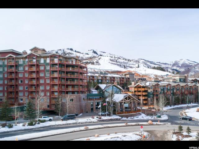 3000 Canyons Resort Dr #4714, Park City, UT 84098 (#1503390) :: The Fields Team