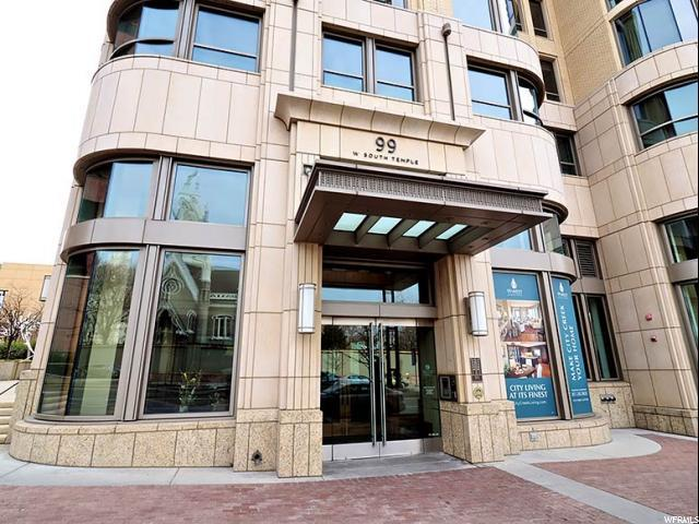 99 W South Temple St #2005, Salt Lake City, UT 84101 (#1503451) :: Powerhouse Team | Premier Real Estate