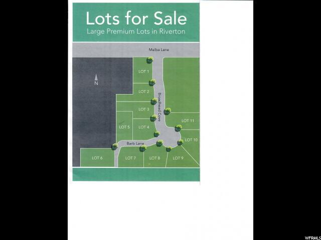 11961 S Broadhead Cv W, Riverton, UT 84096 (#1503664) :: Colemere Realty Associates