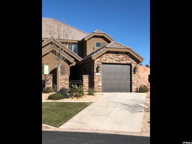 4283 E Razor Ridge Dr 0020F, Washington, UT 84780 (#1503724) :: Powerhouse Team | Premier Real Estate