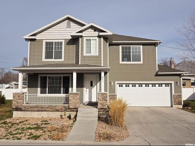 271 N 900 W, Provo, UT 84601 (#1503914) :: Exit Realty Success