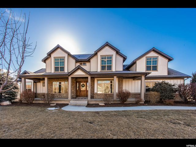 1202 N Dutch Field Pkwy E, Midway, UT 84049 (MLS #1504076) :: High Country Properties