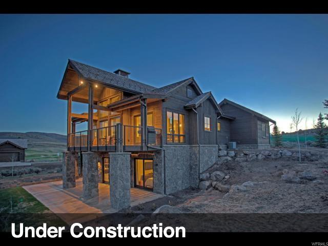 6863 E Falling Star Cir #265, Heber City, UT 84032 (#1504187) :: The Fields Team