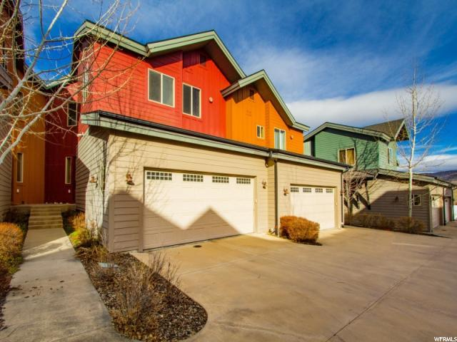 8143 N Courtyard Loop E #8, Park City, UT 84098 (#1504327) :: Exit Realty Success