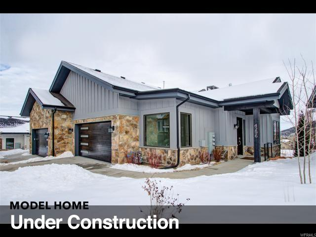 4348 Frost Haven Rd, Park City, UT 84098 (MLS #1504422) :: High Country Properties
