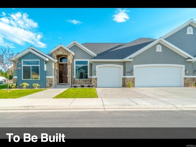 2390 W 1160 N #7, Provo, UT 84601 (#1504482) :: Exit Realty Success