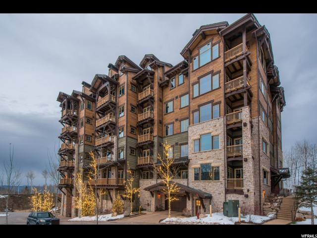 8902 Empire Club Dr #301, Park City, UT 84060 (#1504691) :: Bustos Real Estate | Keller Williams Utah Realtors