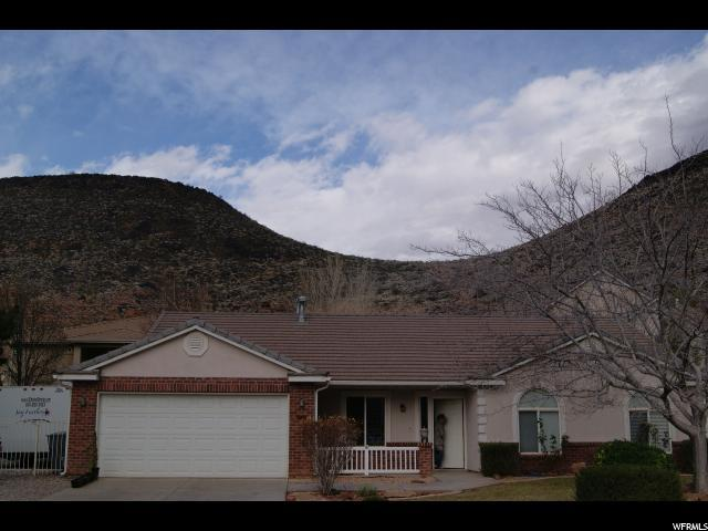 180 Eclipse Dr, St. George, UT 84770 (#1504696) :: Exit Realty Success