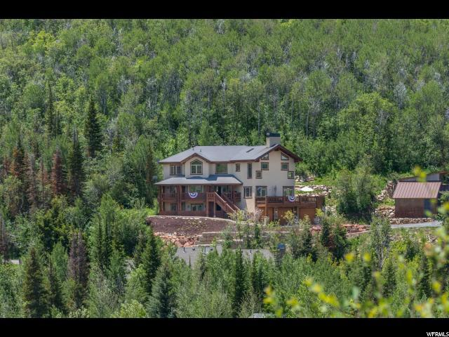 3257 Big Spruce Way, Park City, UT 84098 (#1504744) :: Exit Realty Success