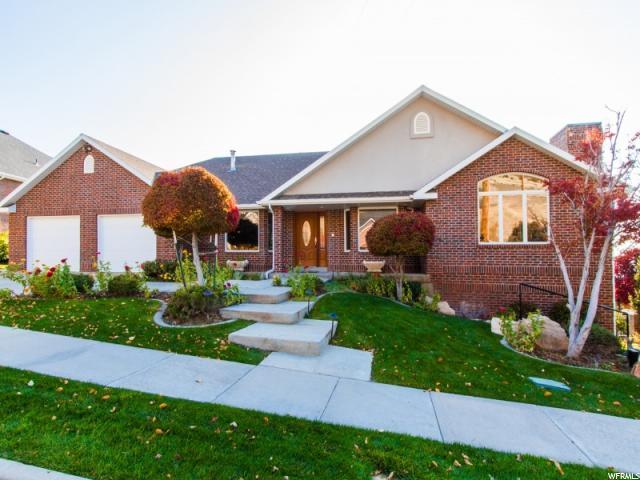 2149 N Park Hills Dr E, Centerville, UT 84014 (#1504824) :: Exit Realty Success