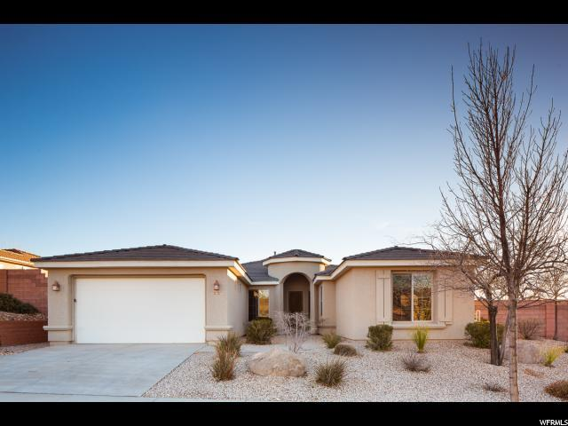 3137 E Grasslands, Washington, UT 84780 (#1504833) :: Bustos Real Estate | Keller Williams Utah Realtors