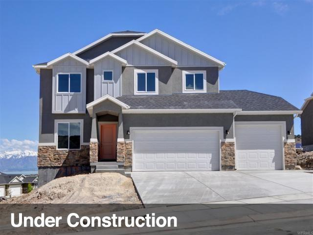7698 N Weeping Cherry Ln, Eagle Mountain, UT 84005 (#1504904) :: Exit Realty Success
