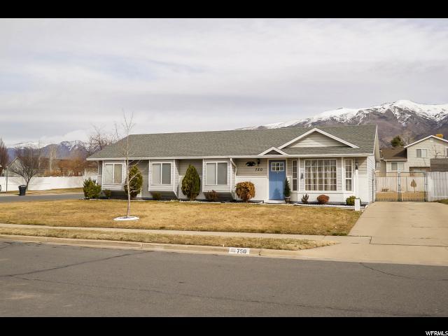 750 N 350 W, Kaysville, UT 84037 (#1504944) :: Keller Williams Legacy