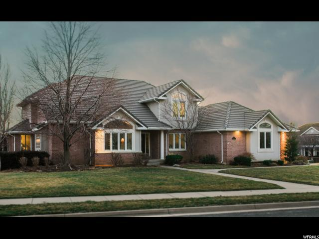 2101 N Summerwood, Farmington, UT 84025 (#1505075) :: Keller Williams Legacy