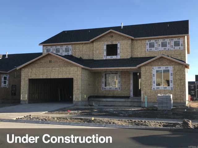 194 E 540 N Lot191, Vineyard, UT 84058 (#1505172) :: Big Key Real Estate