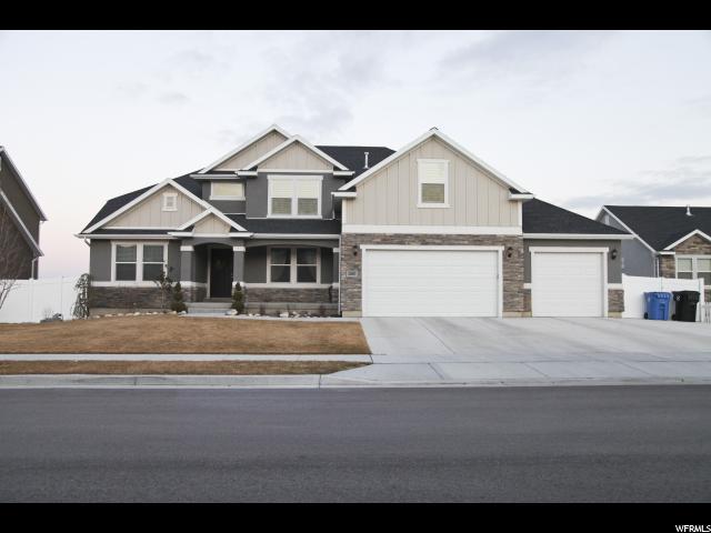 13687 S Bronco Hills Cir, Herriman, UT 84096 (#1505261) :: The Utah Homes Team with iPro Realty Network