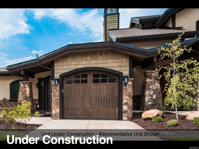4096 Fairway Ln J-1, Park City, UT 84098 (#1505269) :: Big Key Real Estate