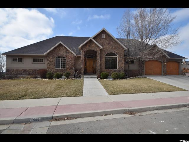 1599 N 1550 E, Provo, UT 84604 (#1505331) :: The Utah Homes Team with iPro Realty Network