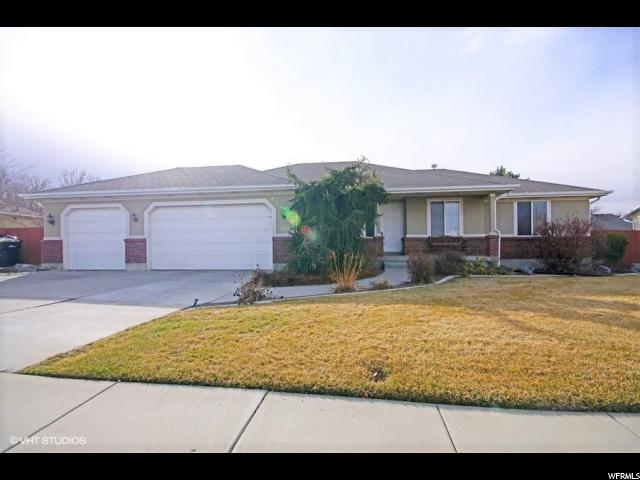 324 E Jerand Way S, Sandy, UT 84070 (#1505415) :: The Utah Homes Team with iPro Realty Network