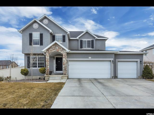 553 W Bountiful Way, Saratoga Springs, UT 84045 (#1505525) :: RE/MAX Equity