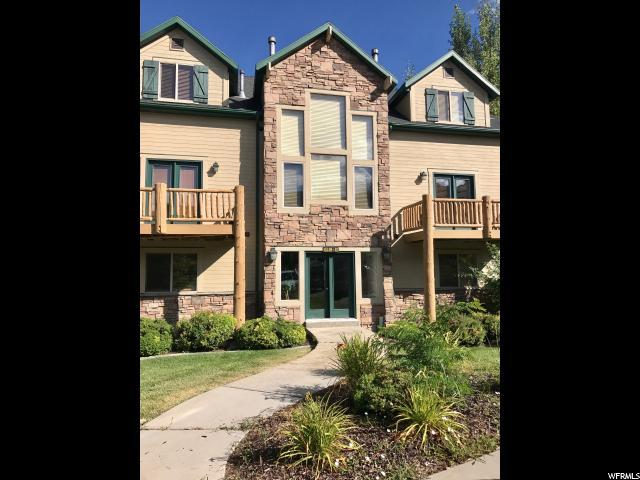 3521 N Fox Run #806, Eden, UT 84310 (#1505621) :: goBE Realty