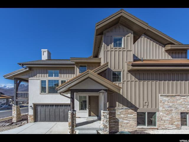 580 W Heritage Way 3C, Heber City, UT 84032 (MLS #1505642) :: High Country Properties
