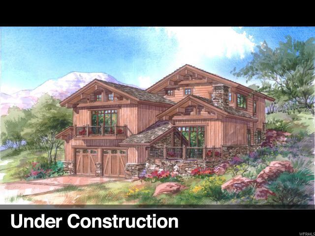 286 N Kings Peak Crt (Lot Cp-31), Heber City, UT 84032 (MLS #1505668) :: Lawson Real Estate Team - Engel & Völkers