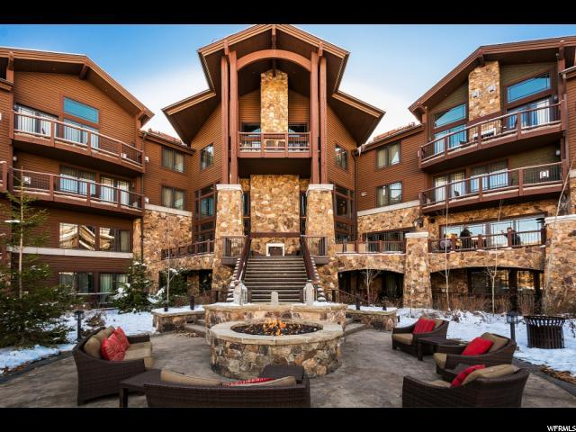 2100 Frostwood Blvd #7103, Park City, UT 84098 (#1505689) :: Red Sign Team