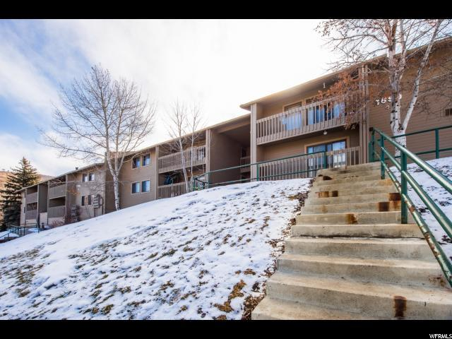 1690 Ironhorse Loop #7, Park City, UT 84060 (#1505726) :: Big Key Real Estate