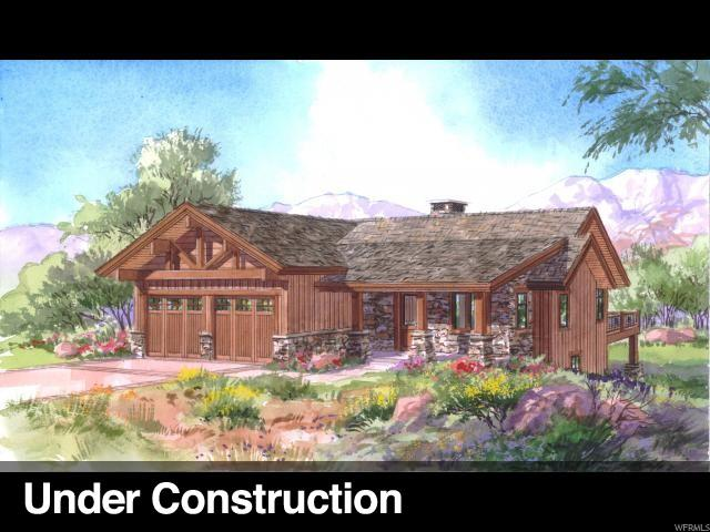 181 N Kings Peak Crt (Lot Cp-22), Heber City, UT 84032 (MLS #1505765) :: Lawson Real Estate Team - Engel & Völkers